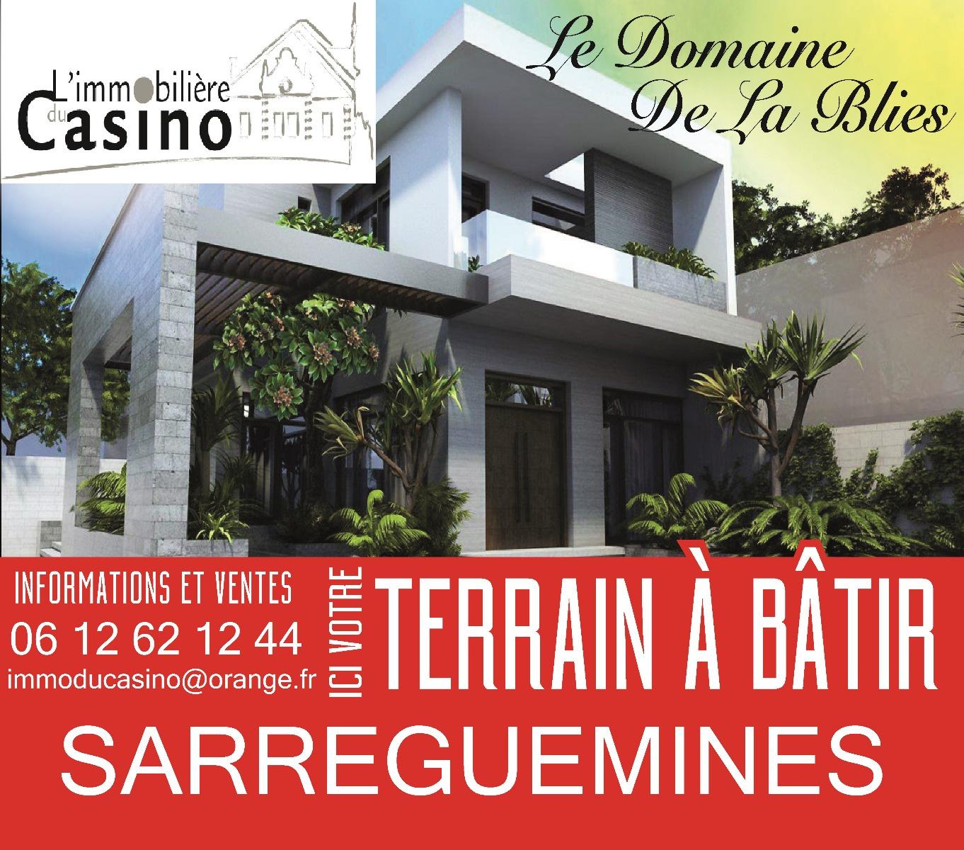 Offres de vente Terrain Sarreguemines 57200